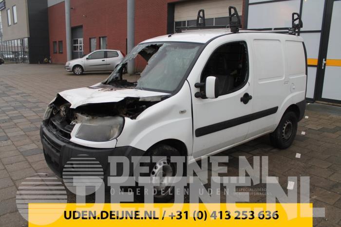 Bumperdeel midden-achter - Fiat Doblo