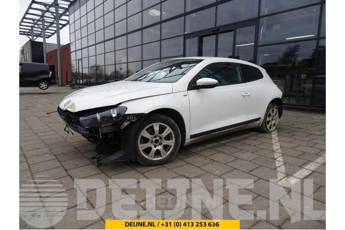 Versnellingspookhoes - Volkswagen Scirocco