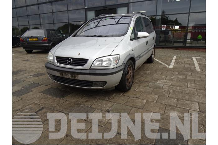 Sportvelgen Set - Opel Zafira
