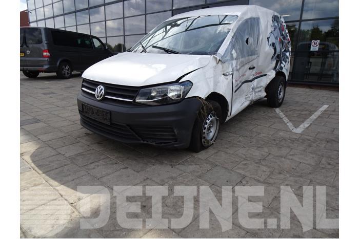 Carrosserie Hoek rechts-voor - Volkswagen Caddy
