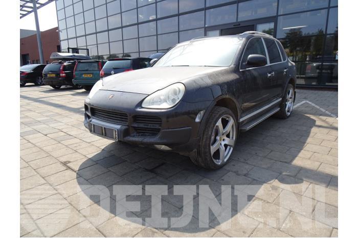 Differentieel voor - Porsche Cayenne