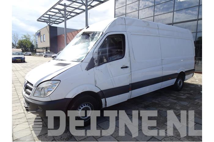Cruise Control Bediening - Mercedes Sprinter