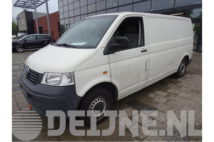 Gordelspanner links - Volkswagen Transporter