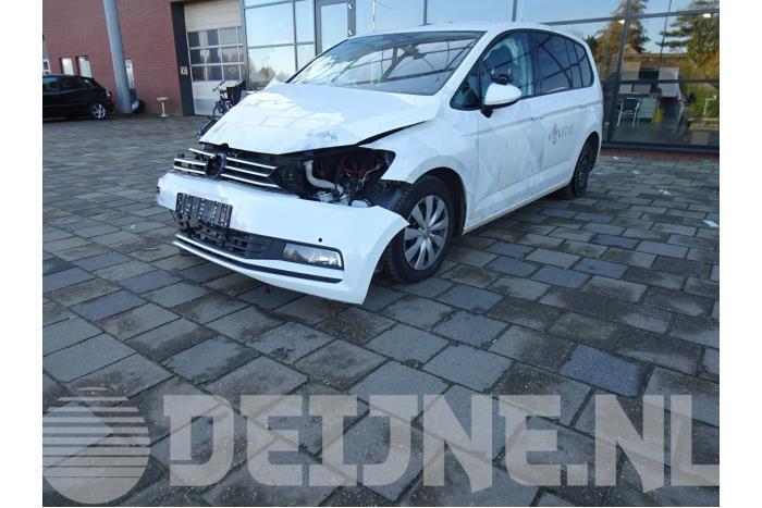 Portierbekleding 4Deurs rechts-voor - Volkswagen Touran